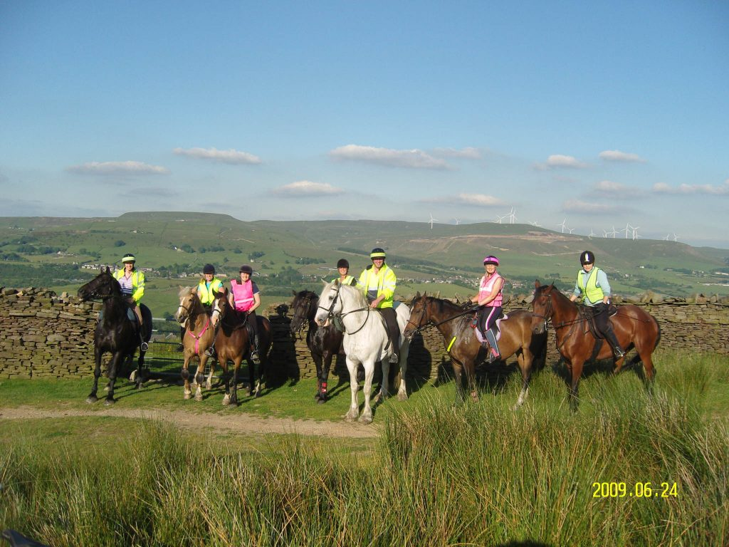 FORBA Ride over Helmshore